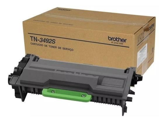 Toner Original Brother Tn-3492 Tn 3492 Tn 3492s 6402 6902