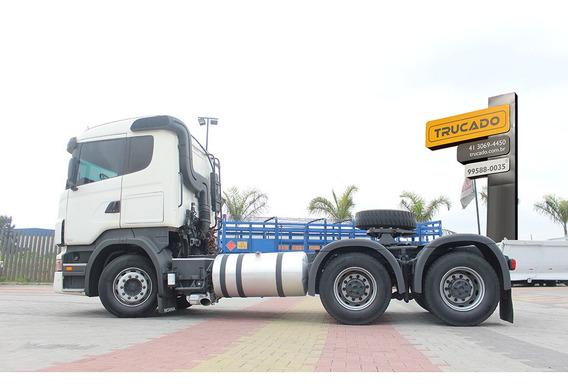 Scania R480 6x4 2012 Automático Daf Volvo Fh