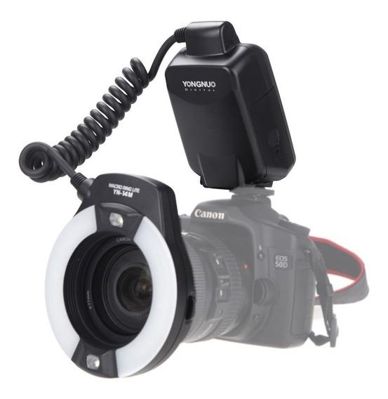 Flash Yongnuo Yn14ex C Macro Ring Lite Para Canon