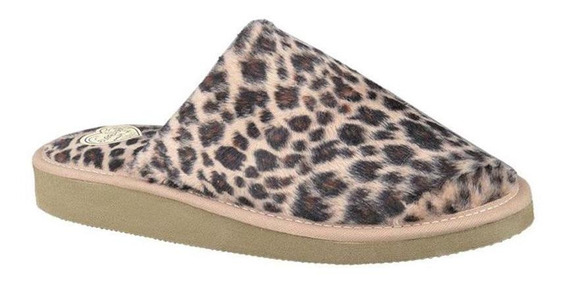 Pantufla Cirene Chinela Animal Print 816