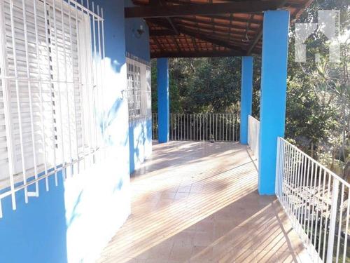 Chácara Com 2 Dormitórios À Venda, 2000 M² - Colinas Do Sol - Jarinu/sp - Ch0089