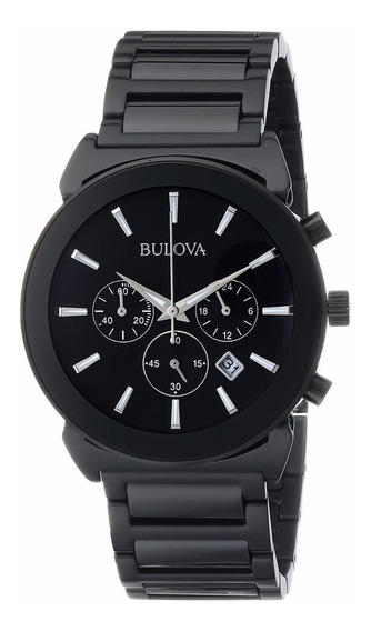Relógio Bulova Chronograph 98b215 Original Importado Leia!