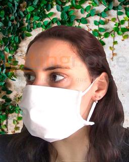 Barbijo Mascarilla Prevencion Particulas Entrega Inmediata