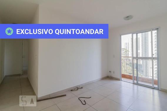 Apartamento No 10º Andar Com 2 Dormitórios E 1 Garagem - Id: 892959464 - 259464