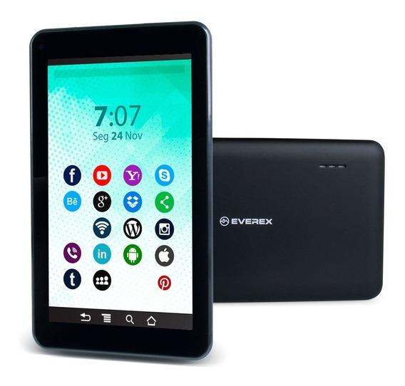 Tablet Wifi Quad Core Android 8.1 Oreo Go 7 Polegadas Hd