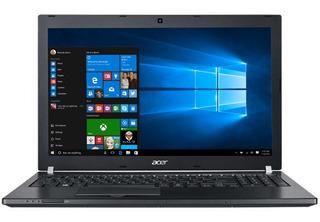 Laptop Acer Travelmate Tmp658-m-70s3 I7 6500u 8gb 256gb Ssd