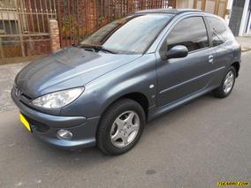 Peugeot 206 Xs Aa 1.6 3p