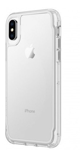 Funda Para iPhone X Griffin Survivor Clear