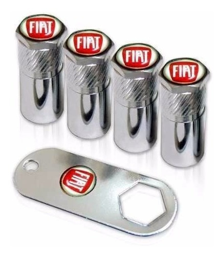 Tampa De Válvula Fiat Doblo Idea Punto Linea + Brinde