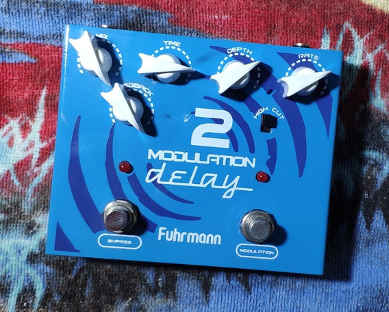 Fuhrmann Modulation Delay 2 - Willaudio