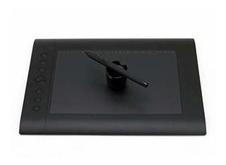 Turcom Ts-6610 Pro-tableta De Dibujo Gráfico Con Una Pluma R