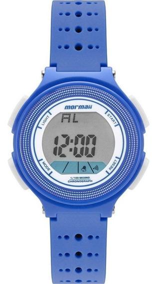 Relógio Mormaii Digital Kids Mo0974/8a Unissex - Promo Nfe