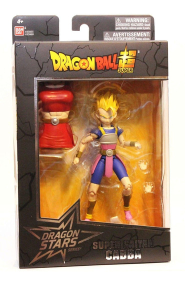 Dragón Ball Super - Super Saiyan Cabba - Dragon Stars