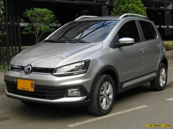 Volkswagen Crossfox 1600 Cc 4x2