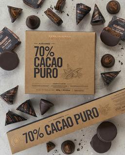 Havanna 70% Cacao, Alfajores Y Havannets Por 2 Cajas