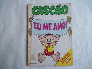 Gibi Hq Cascão Nº 76 Julho 1985 Turma Da Mônica Abril Leia