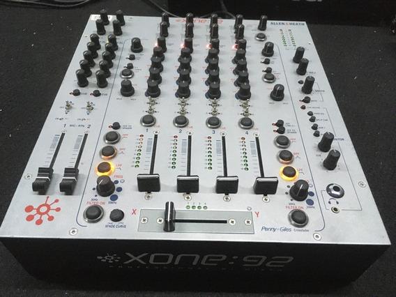 Mixer Allen & Heath Xone 92 Conservado