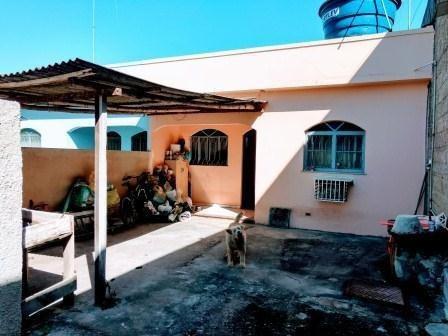 Casa Em Santa Izabel, São Gonçalo/rj De 48m² 2 Quartos À Venda Por R$ 140.000,00 - Ca581144