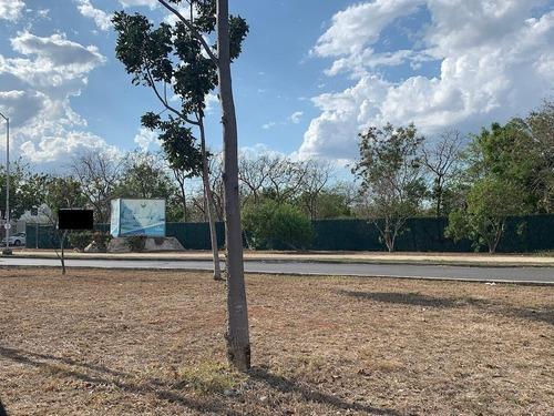 Venta Terreno En Mérida En Avenida En Esquina - Ciudad Caucel