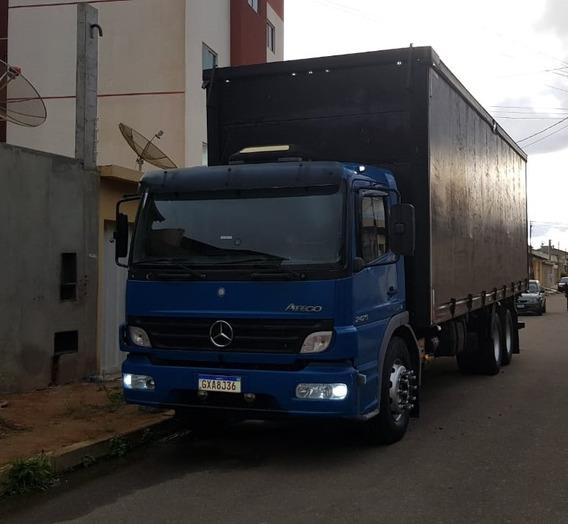 Mercedes Benz 2425 Atego
