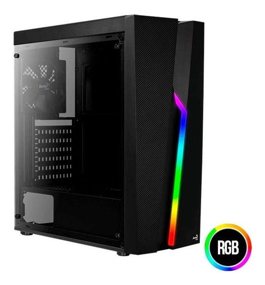 Pc Gamer Cpu I5 3470 + 8gb Ddr3 + Hd 1tb + Gtx 1650 4gb