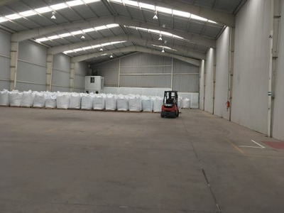 Se Renta Bodega 200m2 Excelente Ubicacion Zona Industrial