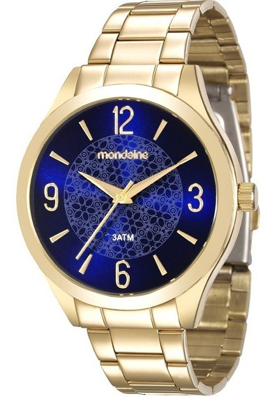 Relógio Mondaine Feminino Moda 99229lpmvde2