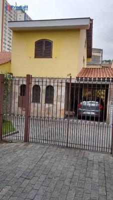 Sobrado Para Locação, Freguesia Do Ó, São Paulo - So0215. - So0215