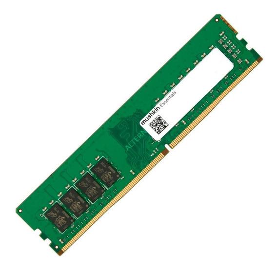 Memoria Ram Mushkin Essentials 4gb Ddr4 2666mhz Udimm