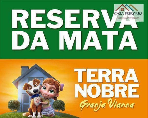 Terreno Residencial À Venda, Cotia, Cotia. - Te0037
