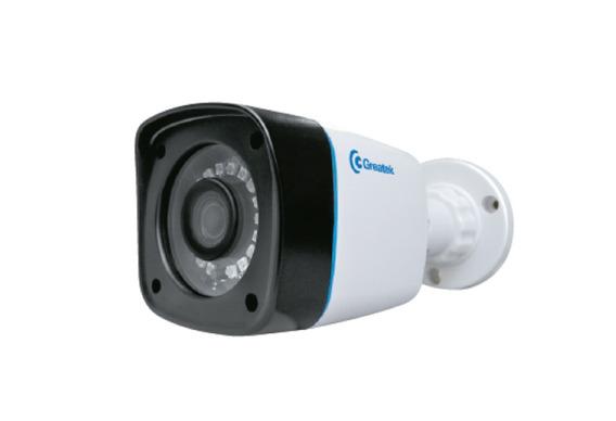Kit 6 Camera Bullet Full Hd 1080p Infra 2mp Lente 3.6mm