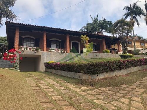 Chácara Em Atibaia 3.875 M² Lazer Completo - 764