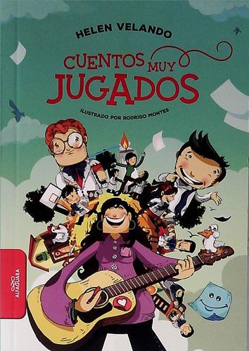 Cuentos Muy Jugados / Helen Velando (envíos)