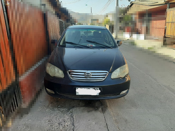 Byd F3 Full Equipo 2009