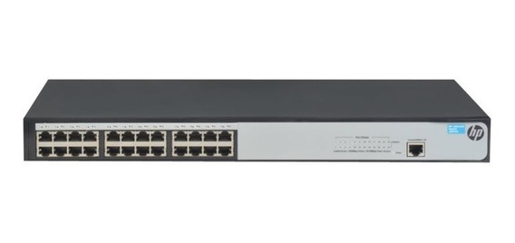 Switch Hp 24 G Puertos 1620 Admin 10/100/1000 Jg913a