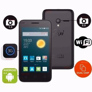 Celular Alcatel Pixi 4009e Pop Pixi3 Onetouch - Novo Lacrado