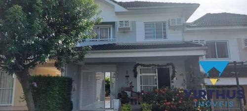 Freguesia - Casa Em Condomínio Fechado - 147m2 - 4 Quartos (3suítes) - V747