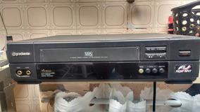Video Cassete Gradiente 4 Cabeças Gv 404 - Manutenção