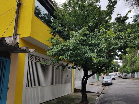 Casa À Venda Com 3 Dormitórios,bairro Conjunto Dos Metalúrgicos Em Osasco. - 11135