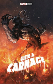 Marvel Basicos Venom Culto A Carnage Comic