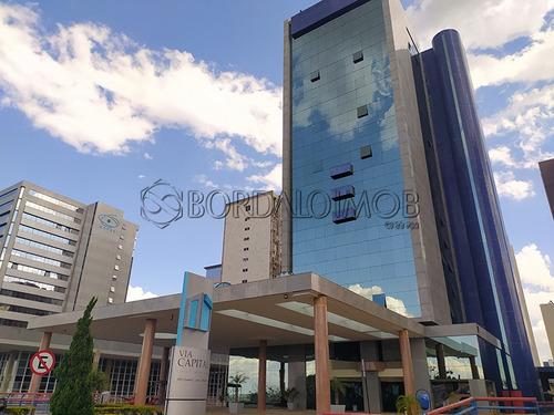 Imagem 1 de 12 de Asa Norte - Salas Comerciais No Setor Bancário Norte Com Mais De 40m²! - Villa127774