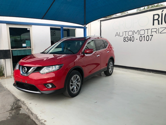 Nissan Xtrail Advance 2016