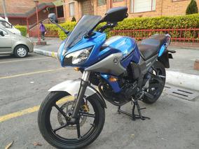 Yamaha Fazer 150 Azul - 2014