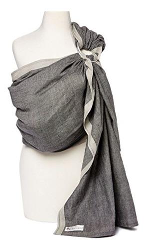 Imagen 1 de 6 de Brand: Hip Baby Wrap Carrier Ring Sling By