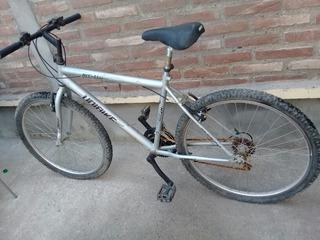Bicicleta Rodado 26. 18 Velocidades. Unibike