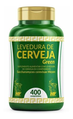 Imagem 1 de 8 de Levedura De Cerveja Green 400 Comp Bionatus