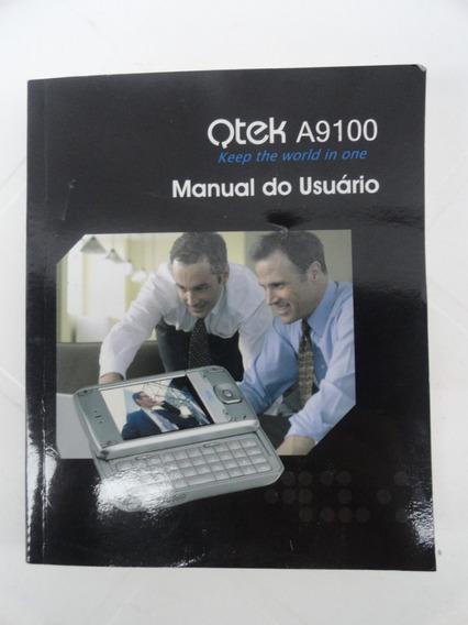 Manual Pocket Qtek A9100 Original