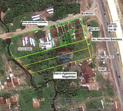 Terreno 3.100 M2 - Igarassu - Te0011