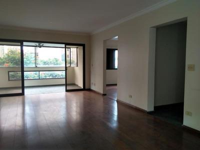 Apartamento Em Moema, São Paulo/sp De 242m² 4 Quartos Para Locação R$ 6.000,00/mes - Ap218089