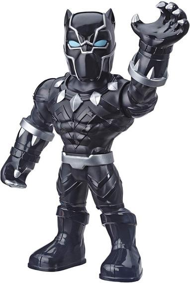 Black Panther Mega Mighties Super Hero Marvel 26 Cm Hasbro